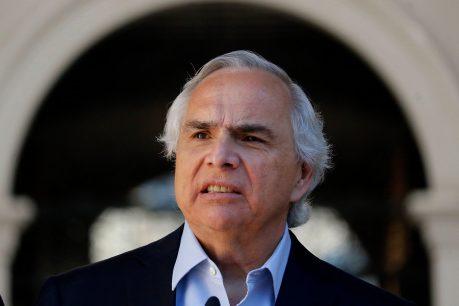 Cámara aprueba interpelación contra ministro Andrés Chadwick