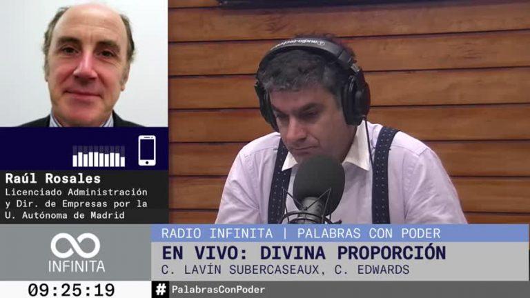 """Raúl Rosales desde Londres: """"No tiene mucho sentido volver a la Unión Europea para renegociar"""""""