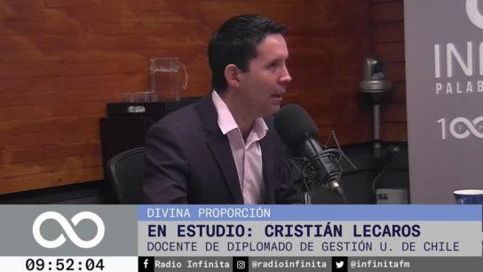 """Cristián Lecaros, de la U de Chile: """"Amazon le va a hacer muy bien a la economía loca más allá de los movimientos que habrá en el retail"""""""