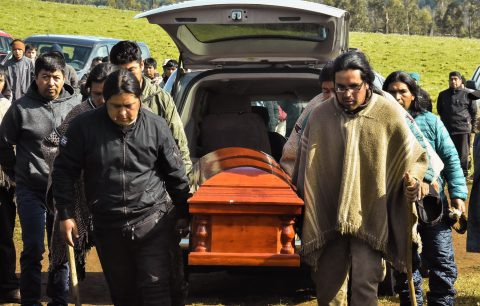 Informe de la PDI determina que disparo que dio muerte a Camilo Catrilllanca no cambió de trayectoria
