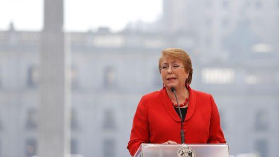"""Michelle Bachelet por situación en Venezuela: """"Puede escapar rápidamente de control, con consecuencias catastróficas"""""""