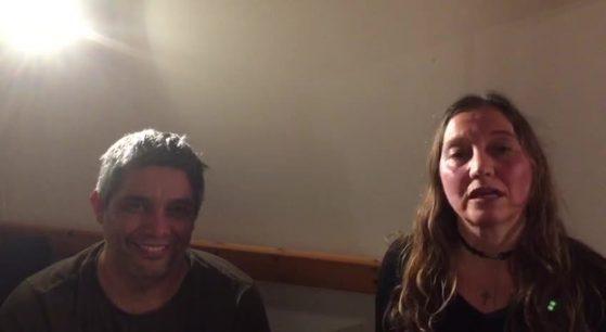Ricardo Palma Salamanca agradece en video apoyo tras rechazo a extradición