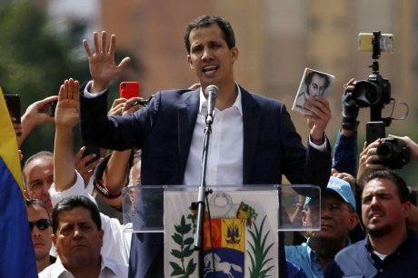 Juan Guaidó nombra a Guarequena Gutiérrez como representante diplomática en Chile