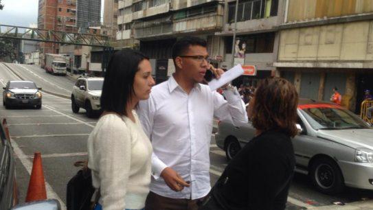 Periodistas venezolanos liberados relataron situación de equipo de prensa chileno