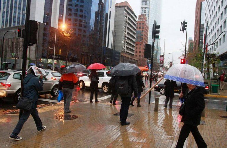 Cuando Lloverá En Santiago Revisa Lo Que Dice El Pronóstico Del Tiempo