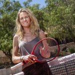 """Directora del torneo ATP 250 de Santiago: """"Nosotros estamos cumpliendo con todos los protocolos de seguridad"""""""