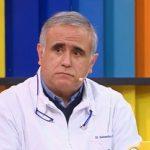 """Doctor Sebastián Ugarte por eventuales celebraciones del domingo: """"Abracen a sus hijos y su familia, pero en casa"""""""
