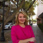 Jenny Pérez, periodista de la televisión alemana Deutsche Welle, y el trinfo de Biden para Europa