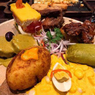 """Datos gloriosos: Mucho que ver en Netflix y exquisita comida peruana en """"Panchita"""""""