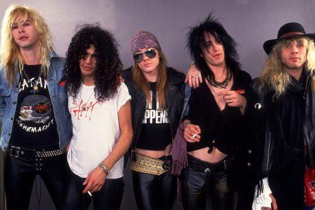 Canción Infinita: Guns N' Roses