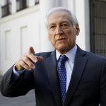 """Heraldo Muñoz y nacionalización de fondos de pensiones: """"Sería una expropiación, ni siquiera estoy dispuesto a considerarla"""""""