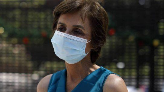 """Paula Daza por informe de Coronavac: """"Podemos estar tranquilos con el plan de vacunación"""""""
