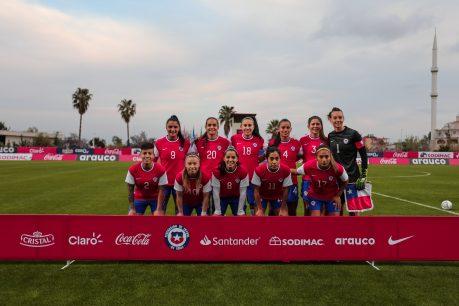 Selección Chilena Femenina logra histórica clasificación a los JJ.OO de Tokio