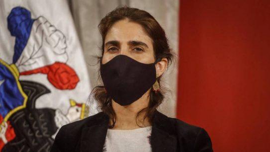 María José Zaldívar renunció al ministerio del Trabajo