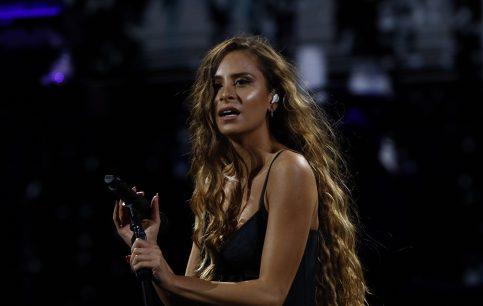 La cantante Cami Gallardo nuevamente en la polémica por asistir a fiesta en Miami