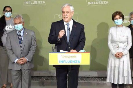 Piñera parafraseó a película de Batman en discurso
