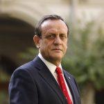 """Rector Ignacio Sánchez: """"Esperamos poder empezar a vacunar a los niños a final de año"""""""