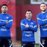 Lasarte prepara línea de 3 ante Argentina