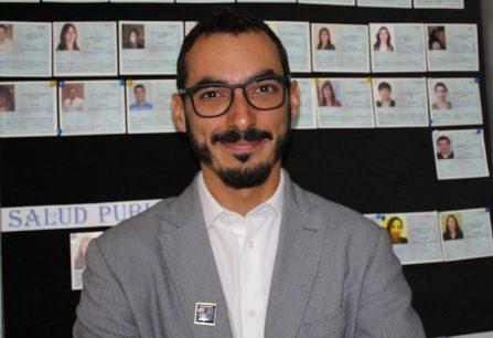 """Dr. Cristóbal Cuadrado: """"Abrir los malls antes que los colegios es dar vuelta las prioridades sociales"""""""