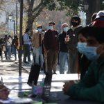 Coronavirus en Chile: Se registra la cifra más baja desde abril de 2020
