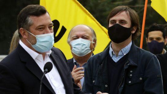 """Pedro Browne: """"En Chile Vamos volvió la esperanza de que se pueden ganar las elecciones"""""""