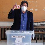 """Jadue se manifiesta tranquilo tras votar en las Primarias: """"Venceremos y será hermoso"""""""