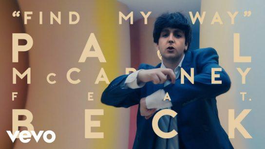 Paul McCartney rejuvenece gracias a la tecnología digital en increíble video de 'Find My Way'