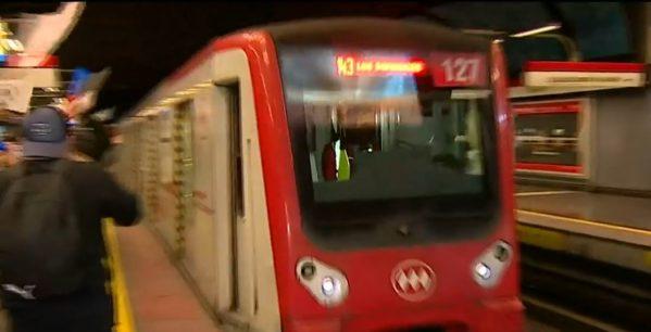 Metro de Santiago: Conoce el estado de la red minuto a minuto este 18 de octubre