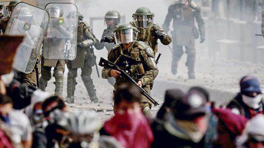 Amnistía Internacional pidió investigar a generales de Carabineros por violaciones a los DD.HH tras el 18-O
