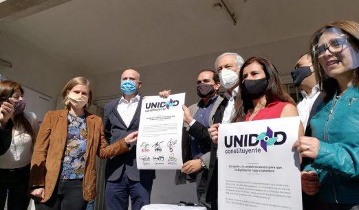 Unidad Constituyente anuncia consulta ciudadana para definir candidatura presidencial