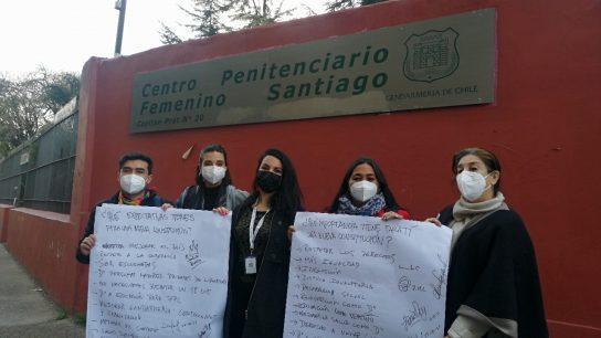 Histórico: La Comisión de Derechos Humanos sesiona en un centro penitenciario