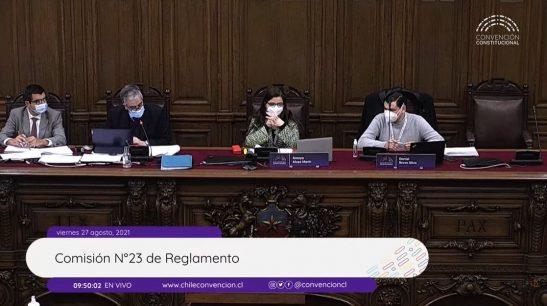 Convención Constitucional: Comisión de Reglamento ratifica el quórum de 2/3