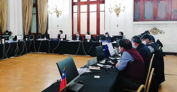 La Convención sale a terreno: Comisión de Descentralización trabajará en distintas regiones del país