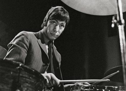 Charlie Watts: diez canciones para recordar al baterista de los Rolling Stones