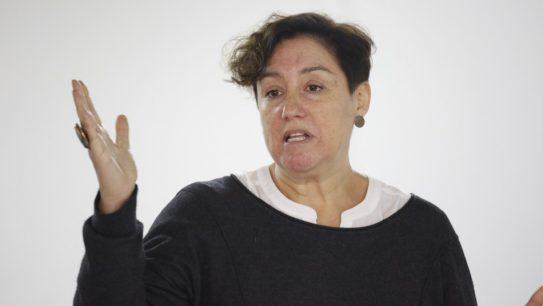 """Beatriz Sánchez acusa al Gobierno de ensuciar la Convención: """"Hay una utilización política"""""""