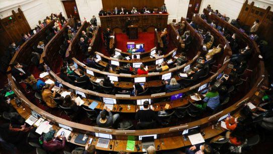 Convención Constitucional: Confirman caso de Covid-19 al interior del órgano redactor