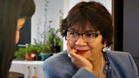 """Alcaldesa Pizarro: """"Se debe combatir con la misma intensidad la pobreza y el narcotráfico"""""""