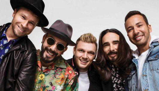 AJ McClean revela cuál de la canción más odiada de los Backstreet Boys