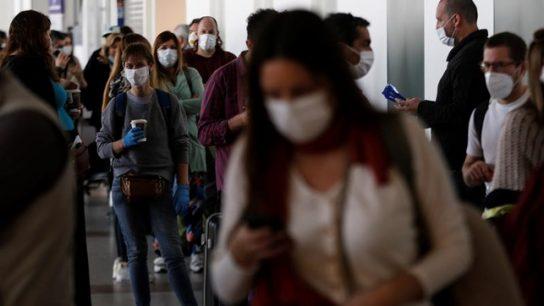 Previo al 18, Chile registra primera alza de casos COVID tras 9 jueves a la baja