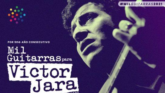 Mil guitarras para Victor Jara: Entérate de la fecha y los artistas invitados
