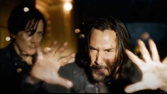 Neo regresa en el primer tráiler de 'Matrix: Resurrección'