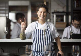 Carolina Bazán: Una mujer que demuestra con pasión el amor por la cocina