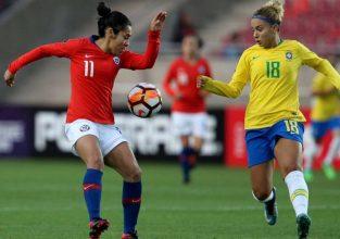 Fútbol de Brasil empareja sueldos para selecciones masculinas y femeninas ¿Estamos cerca de eso en Chile?