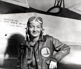 Mujeres Con Pasión: Margot Duhalde, Pasión por la aviación