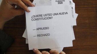 Plebiscito: ¿Cómo votar higiénicamente este domingo?