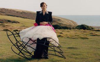 Por algo se llama Harry Styles: cantante es el primer hombre en ser portada de revista Vogue