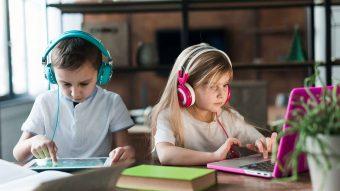 Lo que temíamos: las pantallas afectan el desarrollo cerebral de los niños