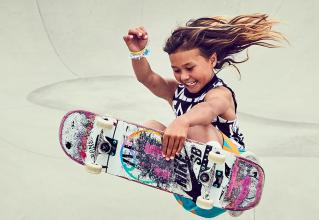 Mujeres Con Pasión: Sky Brown, Pasión por el Skate