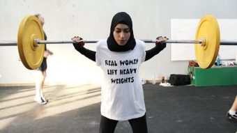 Mujeres Con Pasión: Amna Al Haddad, pasión por el deporte