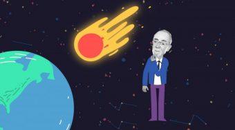 """""""Profe"""" Maza seguirá acercándonos la astronomía: Debutará con programa propio en TV"""